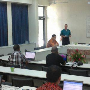 Closing Session CVF Regional Meeting Samoa