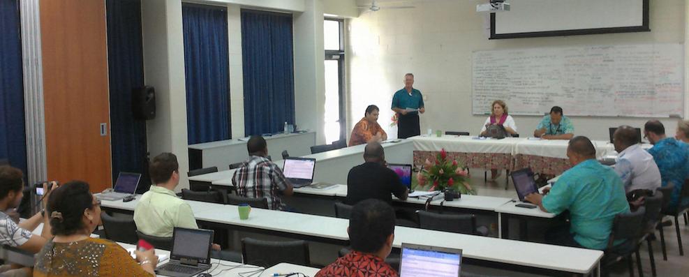 Closing Session Pacific Regional CVF Samoa