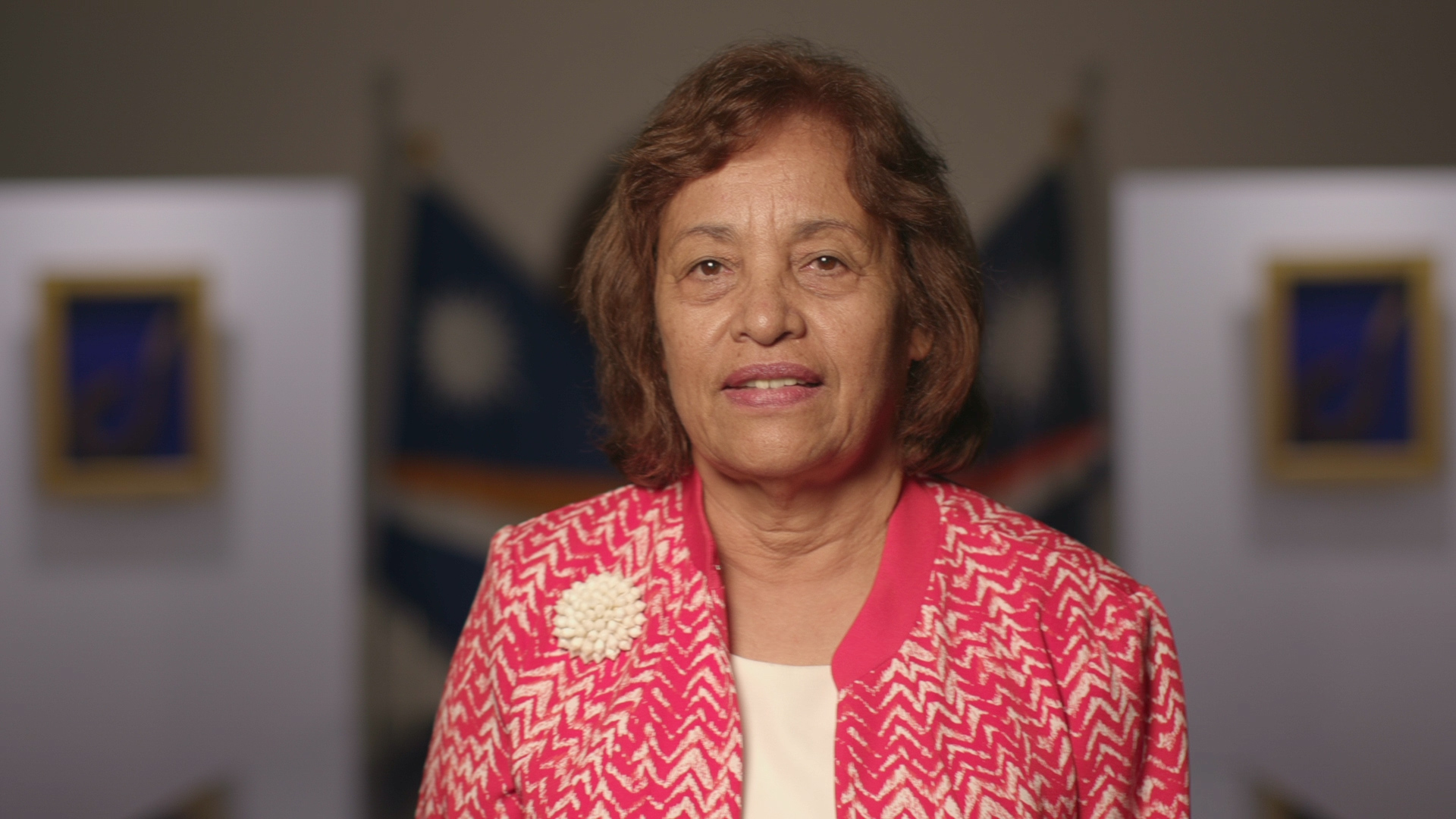President Heine Virtual Climate Summit