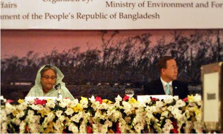 Bangladesh, 2011-2013