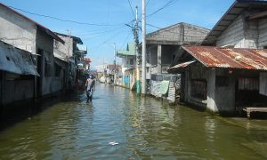 The Effects of Typhoon Goni in the Philippines, October 2020