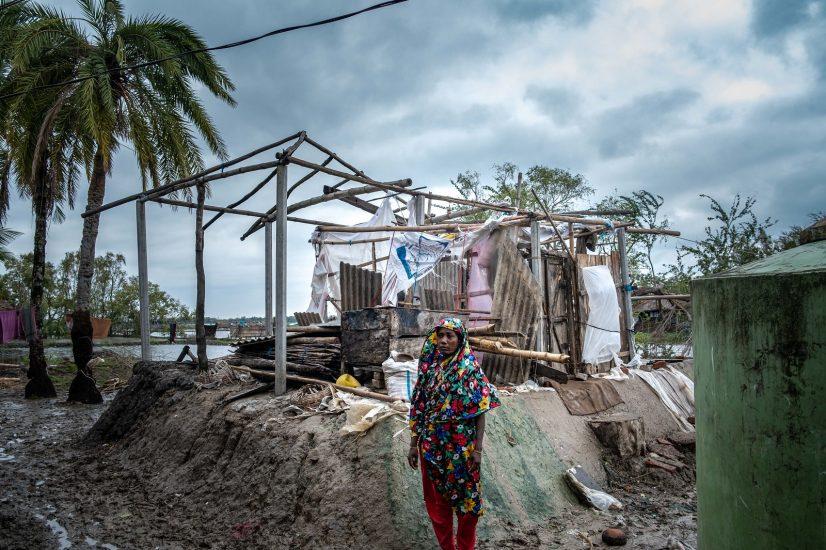 Bangladesh: Munshigong After The Cyclone