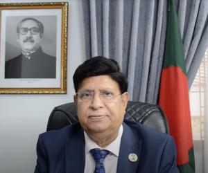 Dr. A. K. Abdul Momen