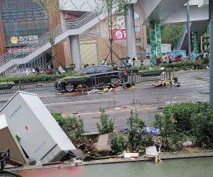 Damaged_Songshan_Road_in_Zhengzhou_after_Floods-min